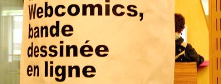 Webcomics, bande dessinée en ligne