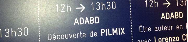 ADBD - Découverte de Pilmix