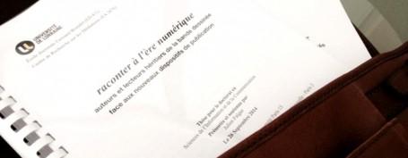Doctorat en Sciences de l'information et de la communication