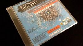 CD-rom Actes EUTIC 2012