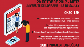 Inauguration d'Alliance internationale de recherche sur les pratiques et la pédagogie en journalisme (arppej) sur le thème Les outils numériques pour le journalisme. Contrainte, appropriation, innovation