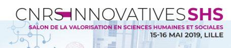 Innovatives SHS. Les 15 et 16 mai à Lille Grand Palais.