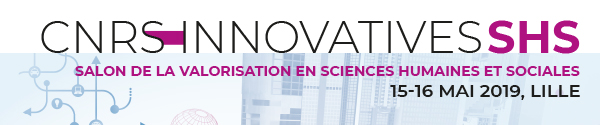 Innovatives SHS. Les 15 et 16 mai à Lille Grand Palais.