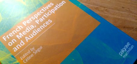 Couverture de l'ouvrage french Perspectives On Media Participation And Audiences